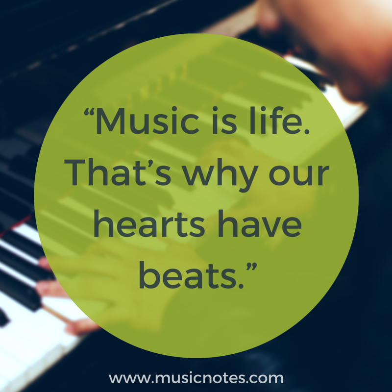 Inspirational Quotes About Music And Life Prepossessing Motivational Music Quote  Christian Music Therapy  Pinterest