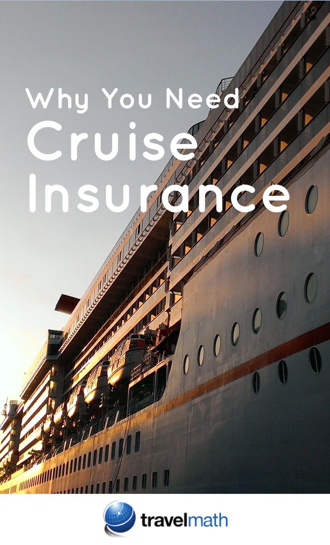 5 Tips to Buying Cruise Travel Insurance Cruise