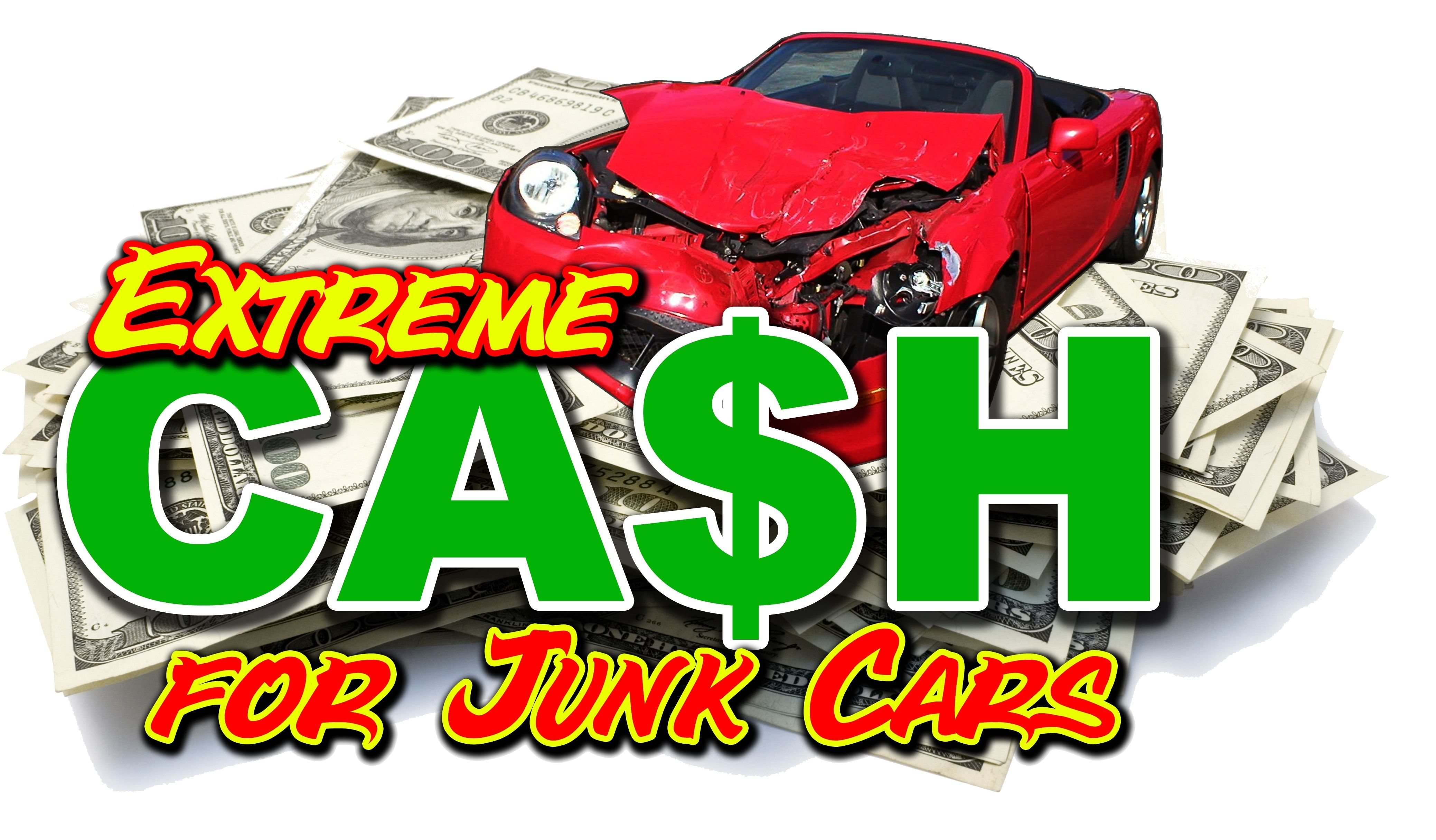 Junk Cars Wanted Desperately: Call Us at 1-888-712-2774 and Ask for ...