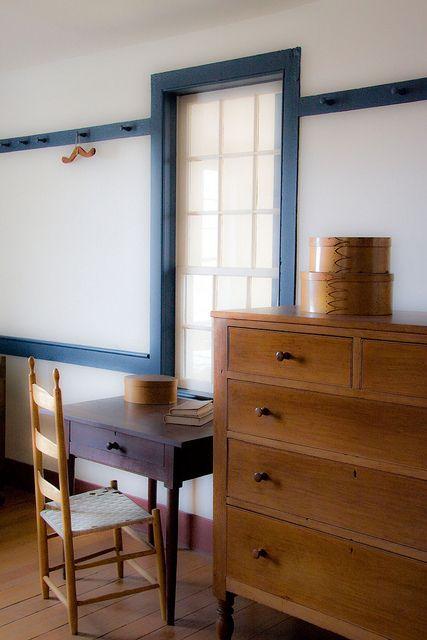Shaker desk | My Style | Shaker style furniture, Shaker