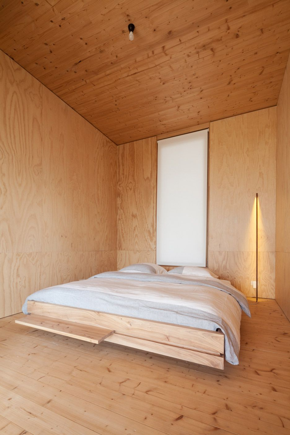 Architecture studio GAFPA used low cost materials to