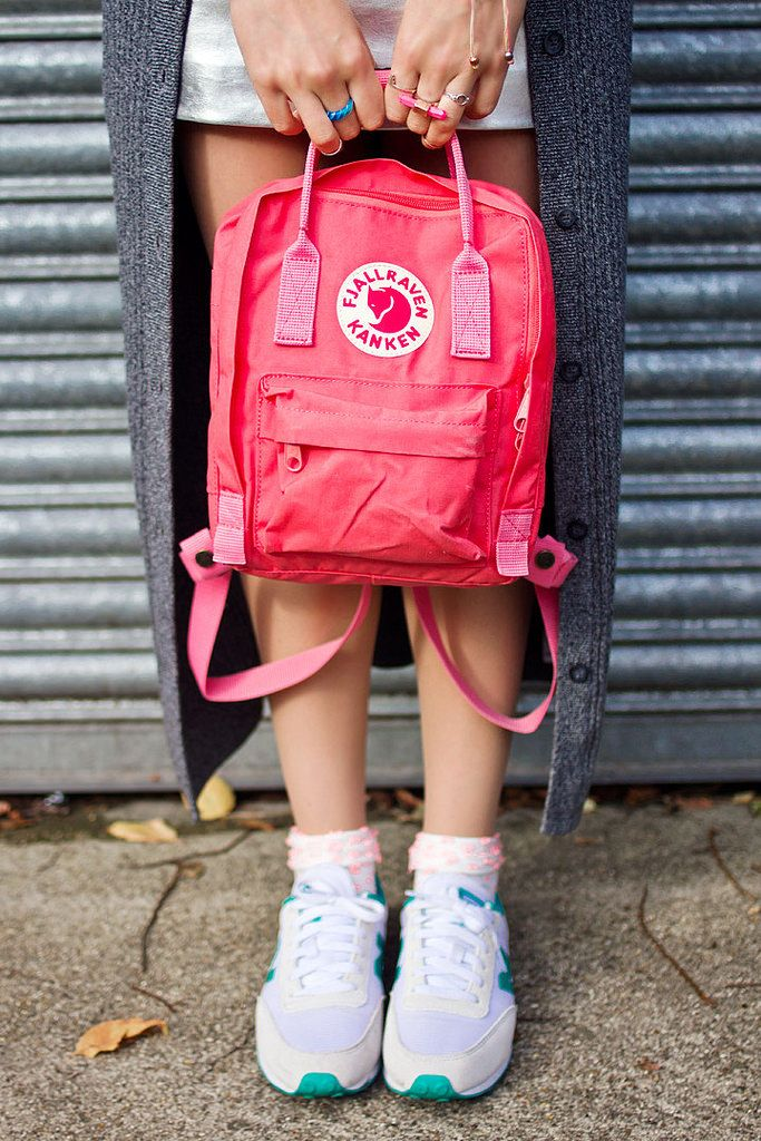 「FJALLRAVEN KANKEN MINI BACKPACK PEACH PINK」的圖片搜尋結果