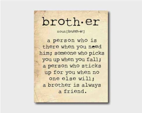 Happy Birthday In Heaven Brother Free Ecards Brother Quotes