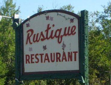 Elegant dining @ the Rustique, Saranac our favorite place to dine <3 always simply exquisite