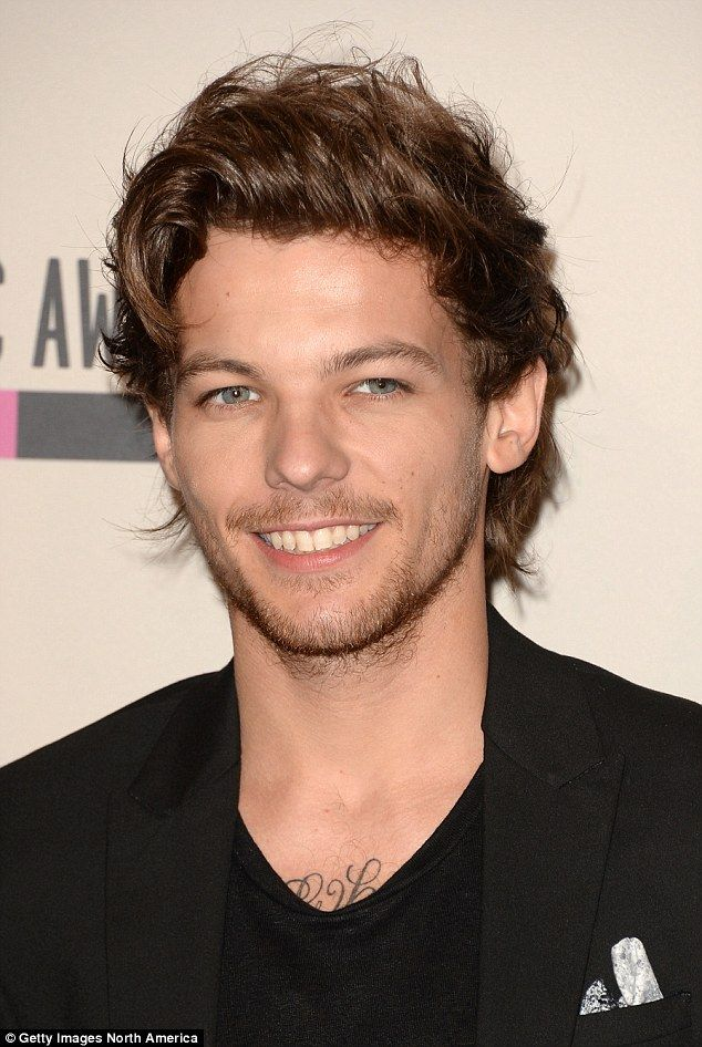 Party hard: Louis Tomlinson was reportedly kicked out of his hotel in Newcastle on Monday night after trashing his room following a wild night out