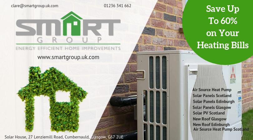 Air Source Heat Pumps Heat pump, Heat, Glasgow