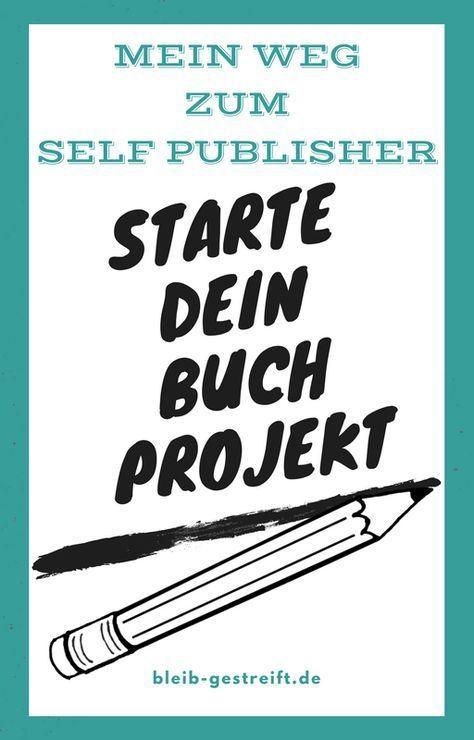 Serie Weg Zum Selfpublishing Buchprojekt Starten