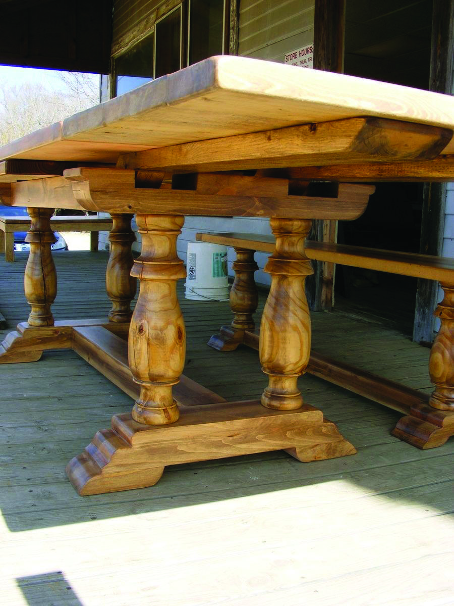 Different farm table white legs only on this page Wooden