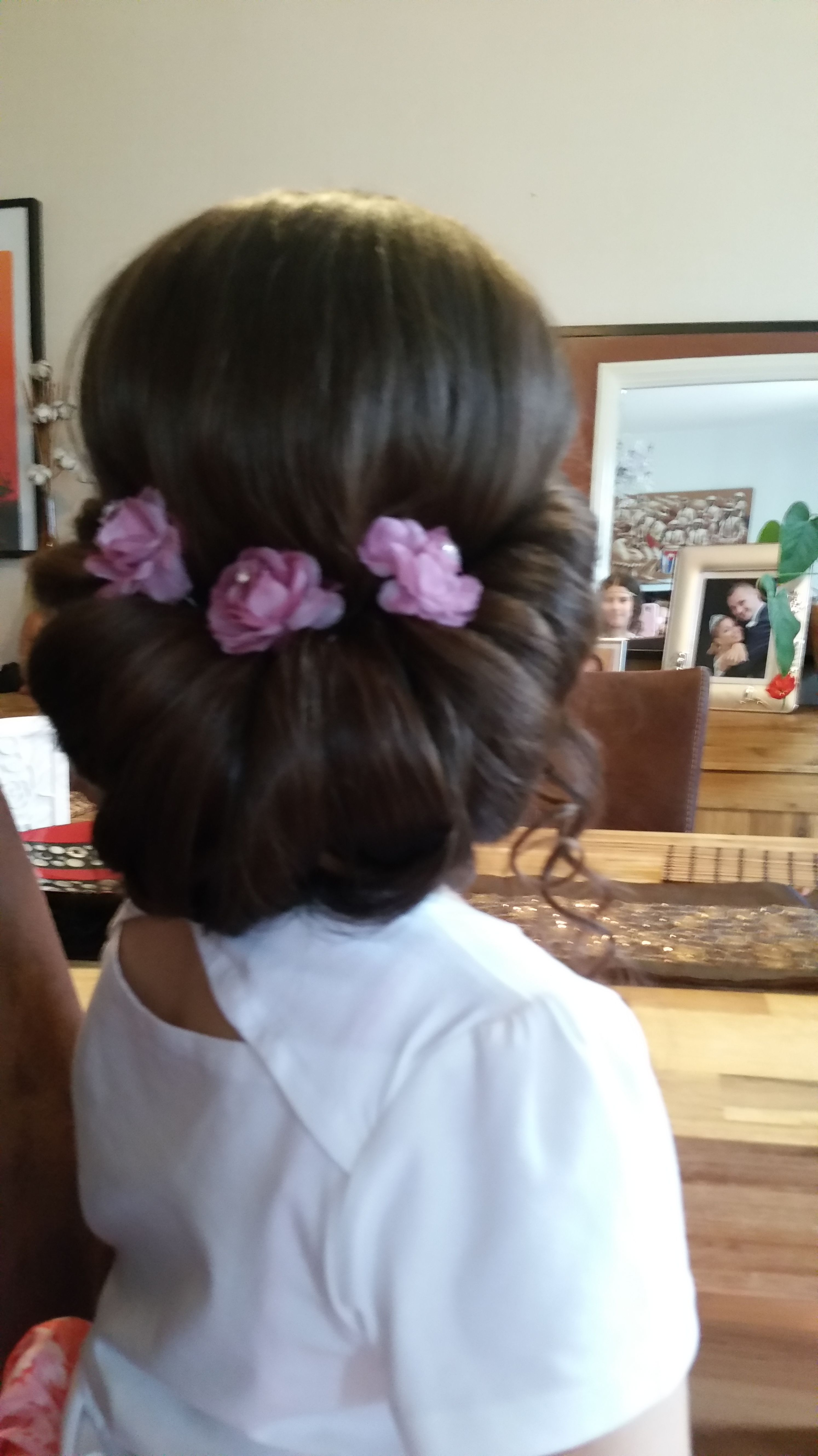 some of my hairstyle work