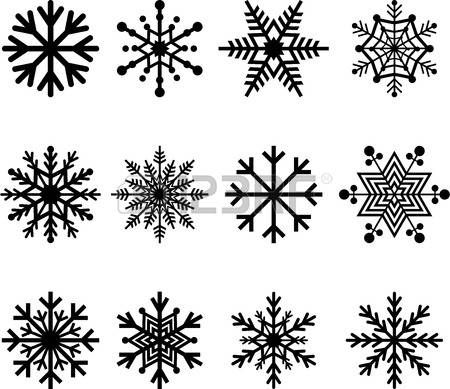 Images Of Snowflakes Clipart Google Search Snowflakes Art Snowflakes Drawing Snow Flake Tattoo