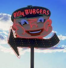 images of vintage roadside hamburger joints | Billy Burgers | neon...yeah | Pinterest | Burgers