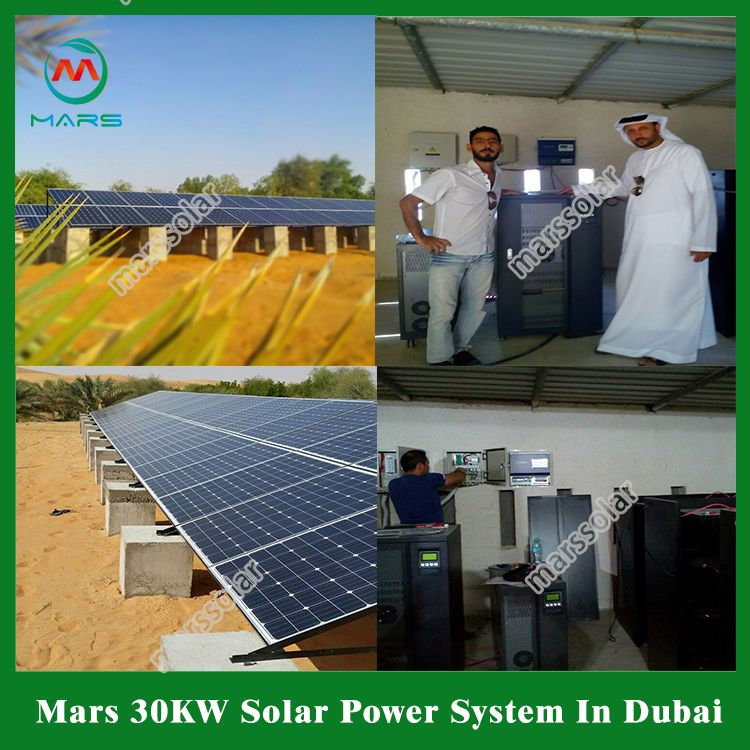 30kw Solar System In Dubai In 2020 Solar Photovoltaic System Solar Pv Systems Solar