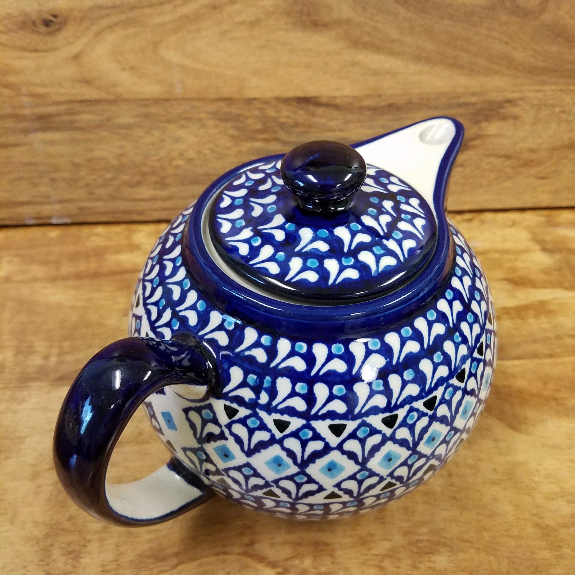 Teapot Small (4 cups) (Z740) India Tea pots, Polish