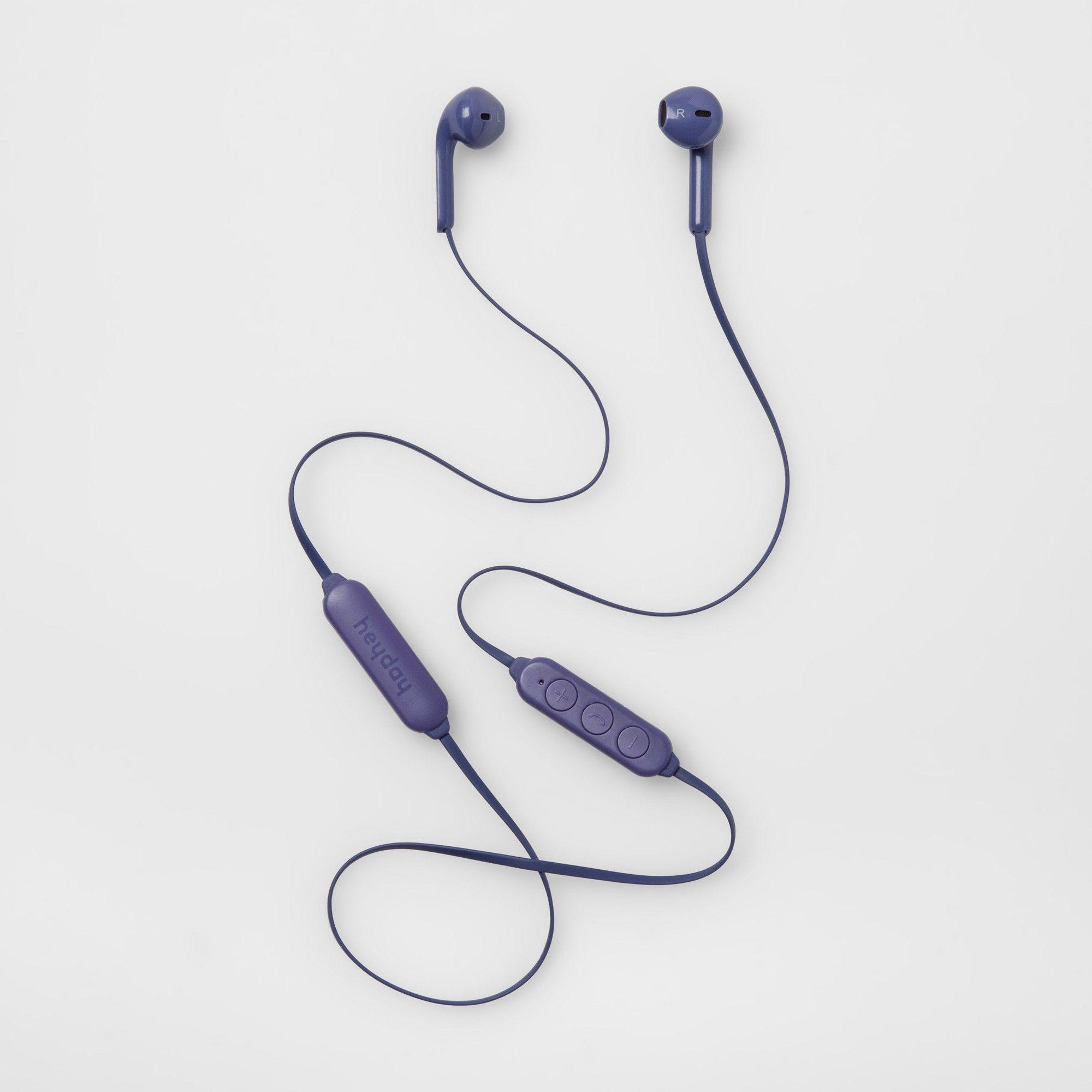 heyday Wireless Bluetooth Earbuds - Purple | Stuff to buy