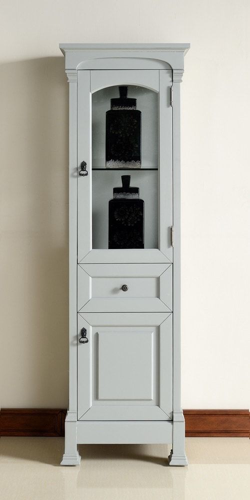 Builddirect James Martin Furniture Brookfield Collection Linen Cabinets James Martin Furniture Linen Cabinets Linen Cabinet