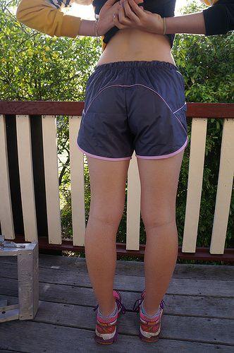DSC03783 | Sewing patterns for workout wear | Pinterest | Short ...