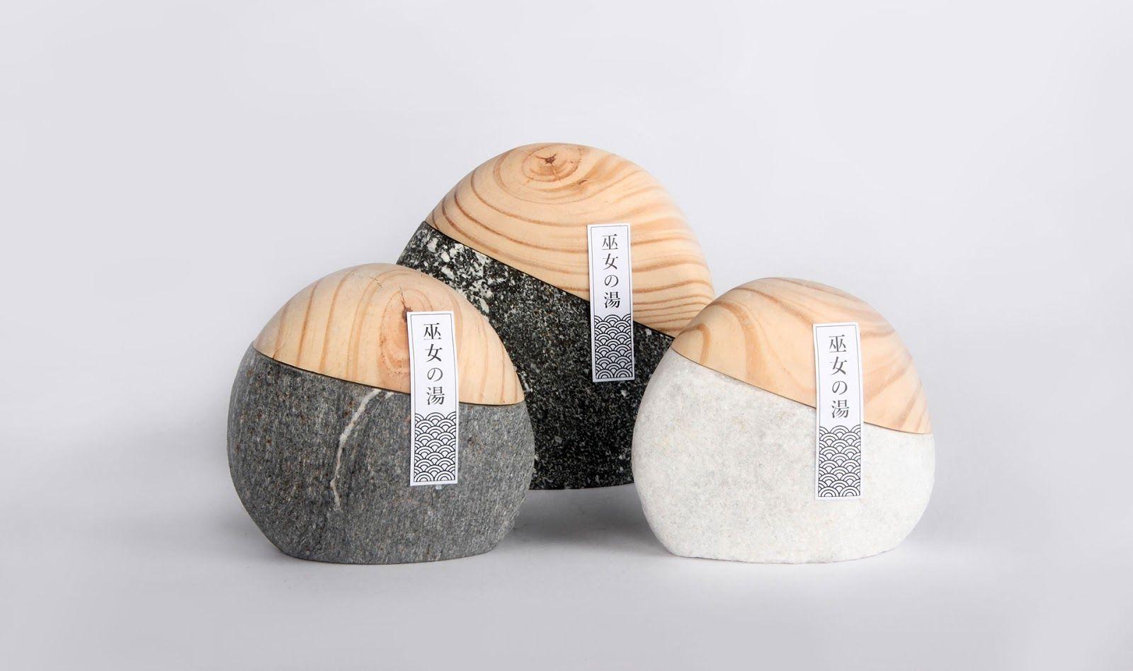 세계의 포장에 관한 Miko No Yu (학생 프로젝트) - Creative Package Design Gallery