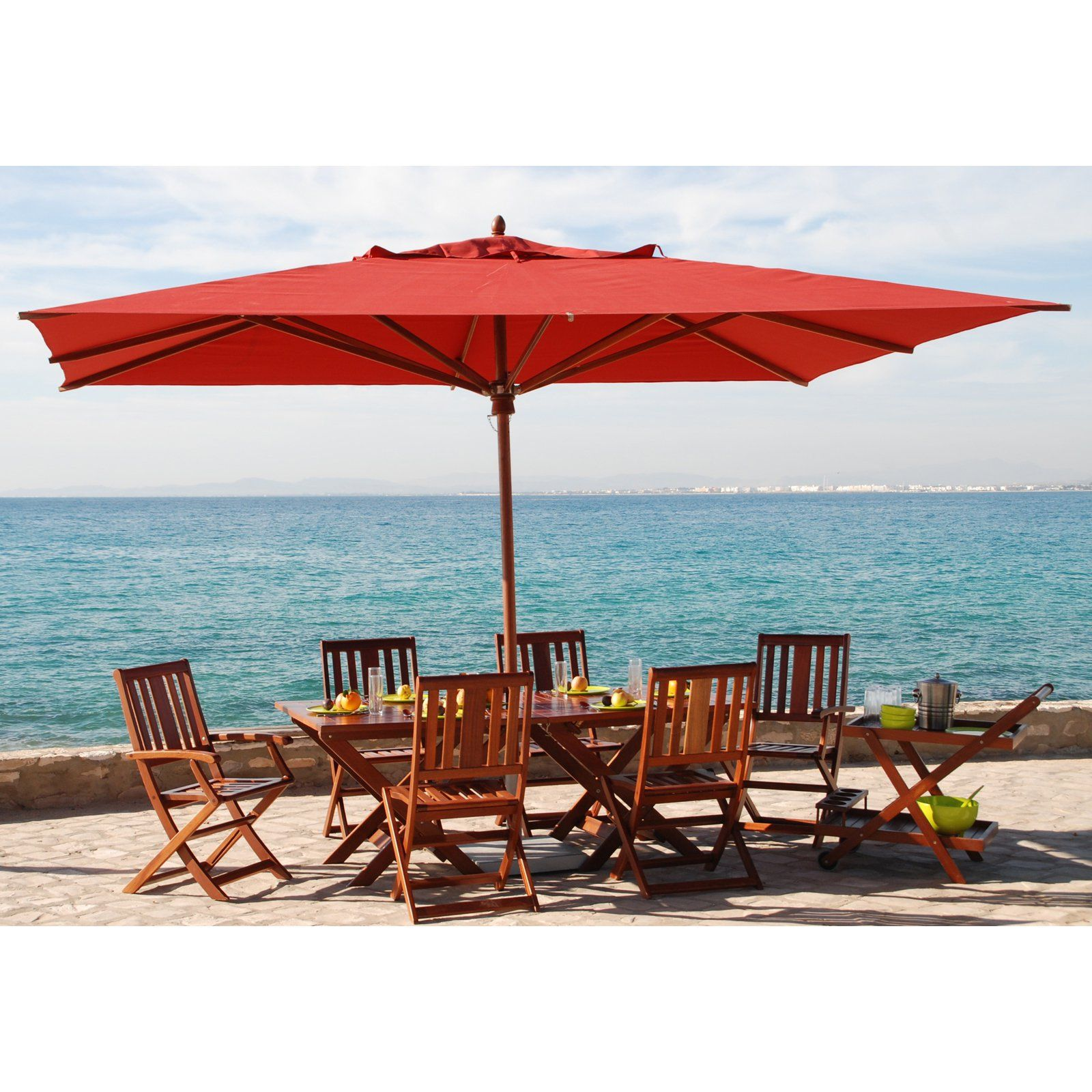 ideas coral large image button staggeringtra full size coverextra mosquito patio resistant umbrellasextra push coast staggering wind curved poly extra tilt wooden with rectangular spun of umbrella umbrellas ft stand