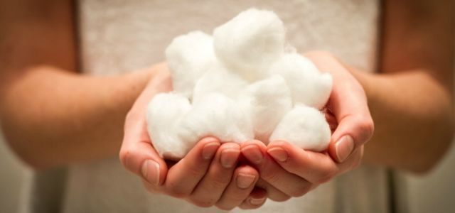 9 Clever Ways to Use Cotton Balls - GoodHousekeeping.com #sparklesisclean #cottonballs