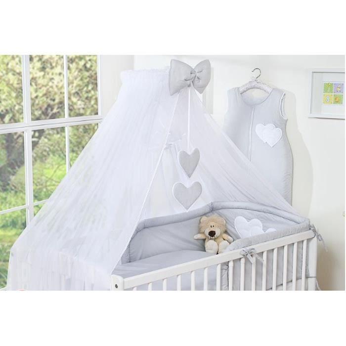 ciel de lit b b ciel de lit taille xxl fl che support couture b b pinterest bebe lit. Black Bedroom Furniture Sets. Home Design Ideas