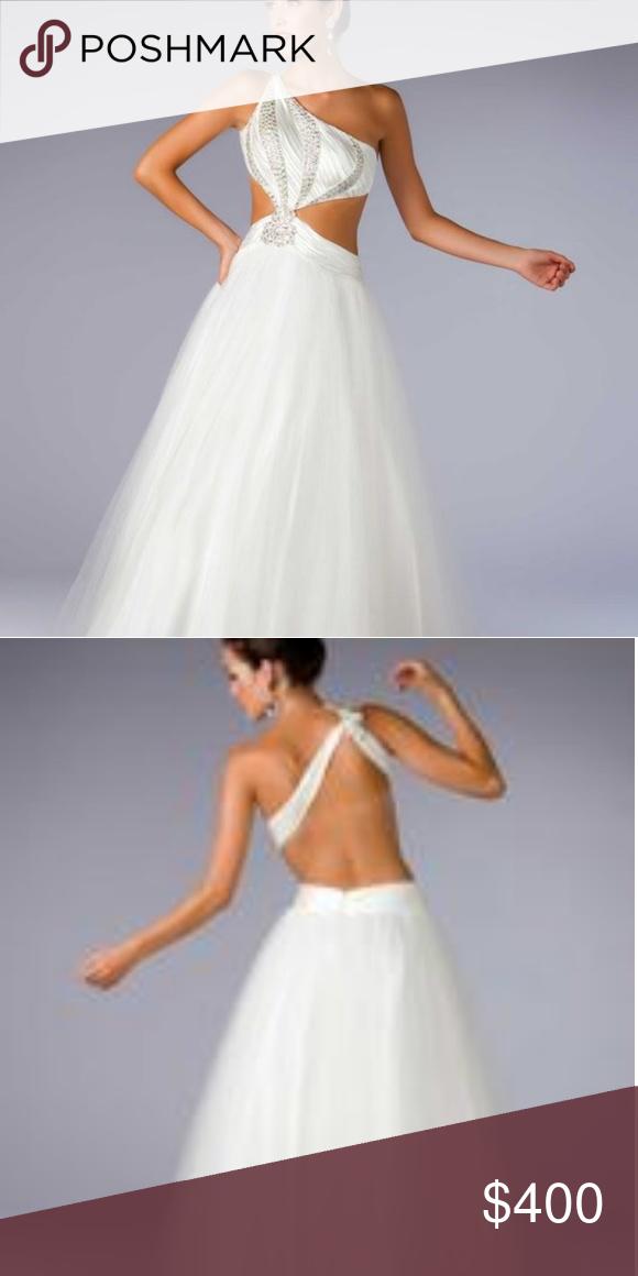 Selling this Macduggal Prom Dress on Poshmark! My username is ...
