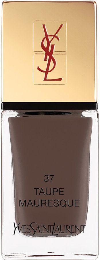 Yves Saint Laurent La Laque Couture - 37: Taupe Mauresque