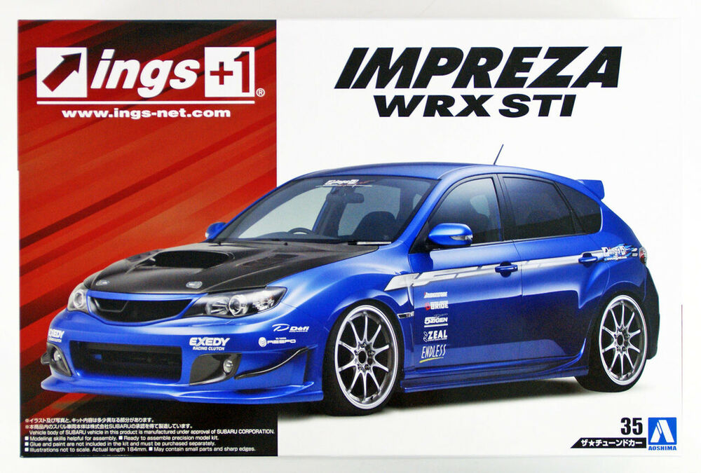 All Of Our Items Are Shipped Brand New In Their Original Packaging From Japan Tap Here To Display Full Description Wrx Wrx Sti Impreza