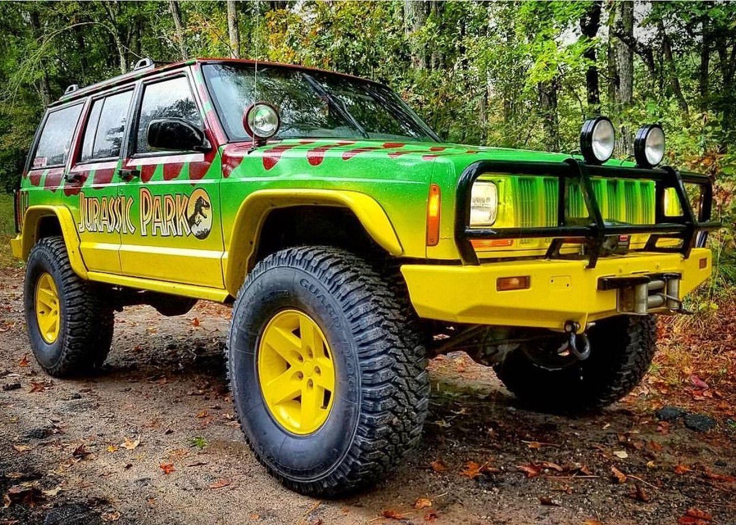 49 Jurassic Park Jeep Wrangler Special Edition Https Www Mobmasker Com 49 Jurassic Park Jeep Wrangler Jurassic Park Jeep Lifted Jeep Cherokee Jeep Wrangler