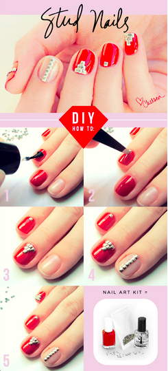 Nail art ideas for beginners pinterest