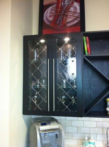 kitchen cabinet art glass inserts contemporary kitchen cabinets new york casa loma on kitchen cabinets glass inserts id=49180