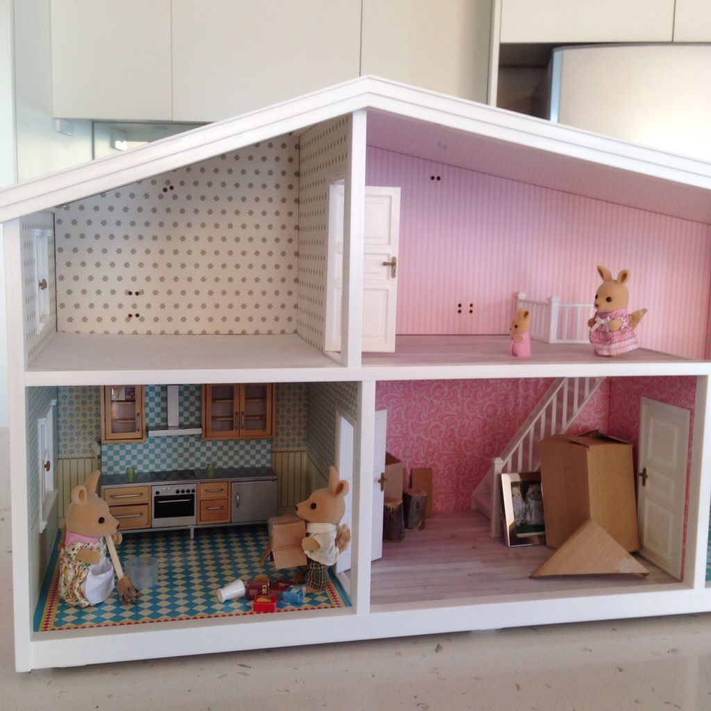 Lundby Smaland Renovation 1 Dollhouse General Houses And Roomboxes Pinterest Smaland