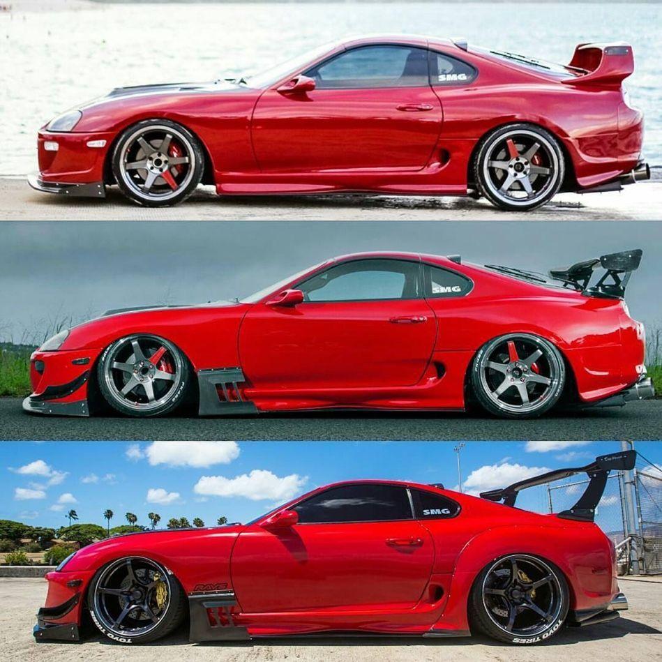 Red Supra Cars Jdm C