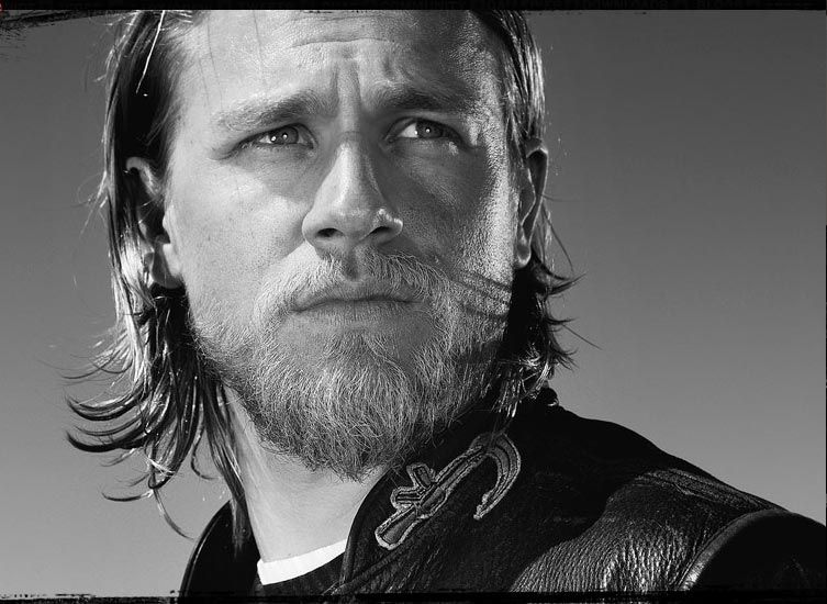 Badboys Deluxe Charlie Hunnam: Jax Sons Of Anarchy, Sons Of