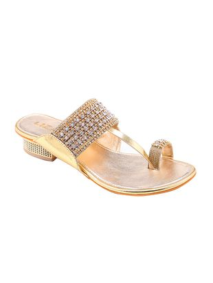 29919473c27 gold faux leather sandals - Online Shopping for sandals | shoes ...