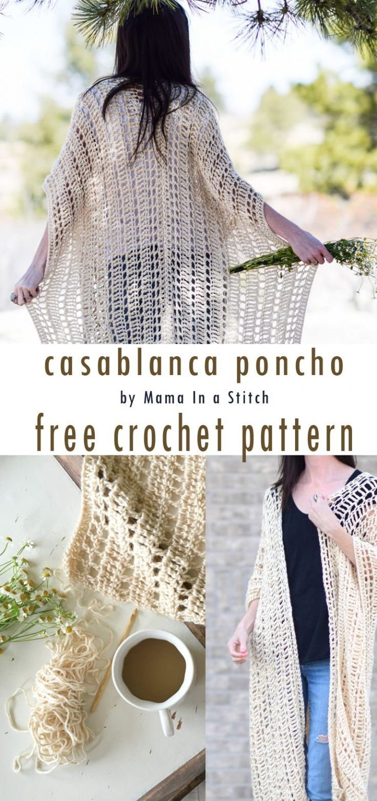 Easy Crochet Projects for Spring and Summer | Crochet | Pinterest ...