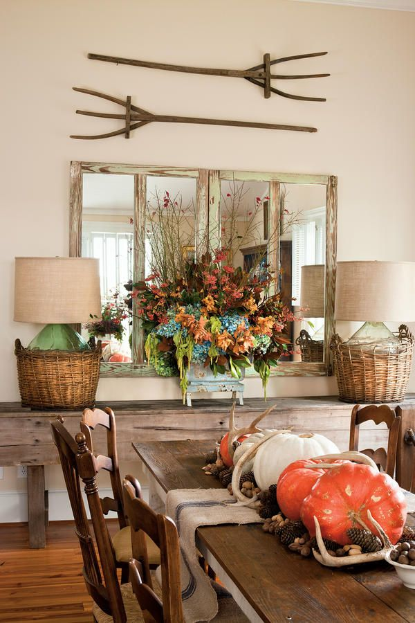 90 Fall Decorating Ideas For A Beautiful Autumn Season Living Room Decor Images Simple Living Room Decor Fall Garden Decor
