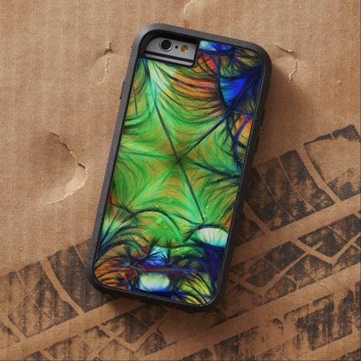 Spider Web Fractal Tough Xtreme iPhone 6 Case