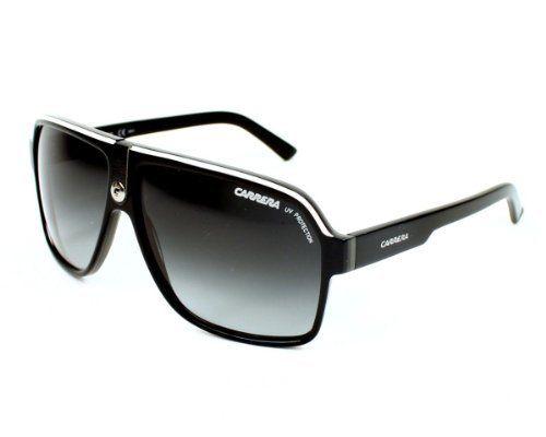 d2d46f8818 Carrera Sunglasses 33/s 8V6/9O Black Carrera. $109.10. Save 19 ...