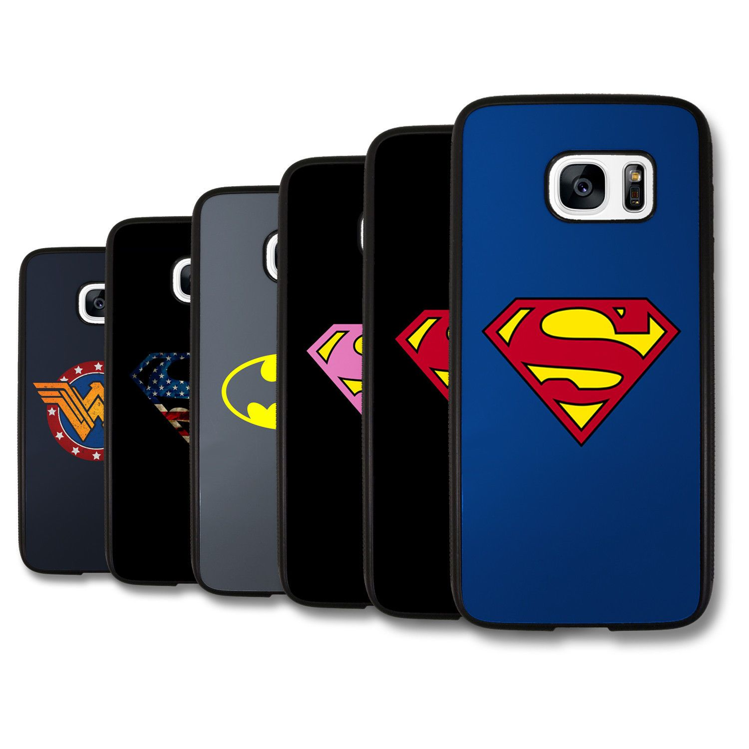 meet 918b7 e5cbb $10.99 AUD - Pin-1 Super Hero Deluxe Phone Case Cover Skin For ...