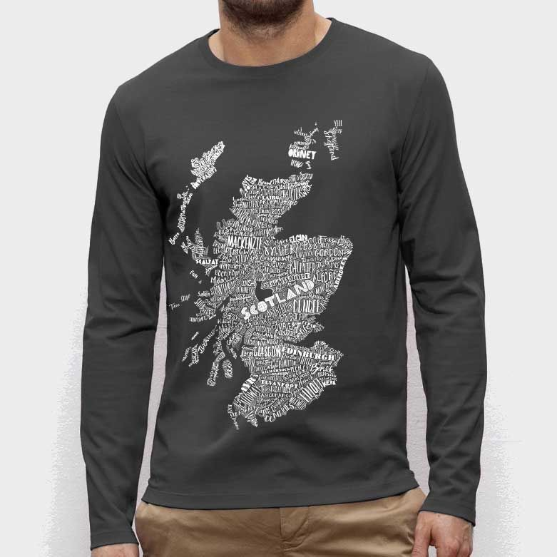 73f7da1204d A stylish piece of clothing with exclusive Scottish artwork by Gillian Kyle