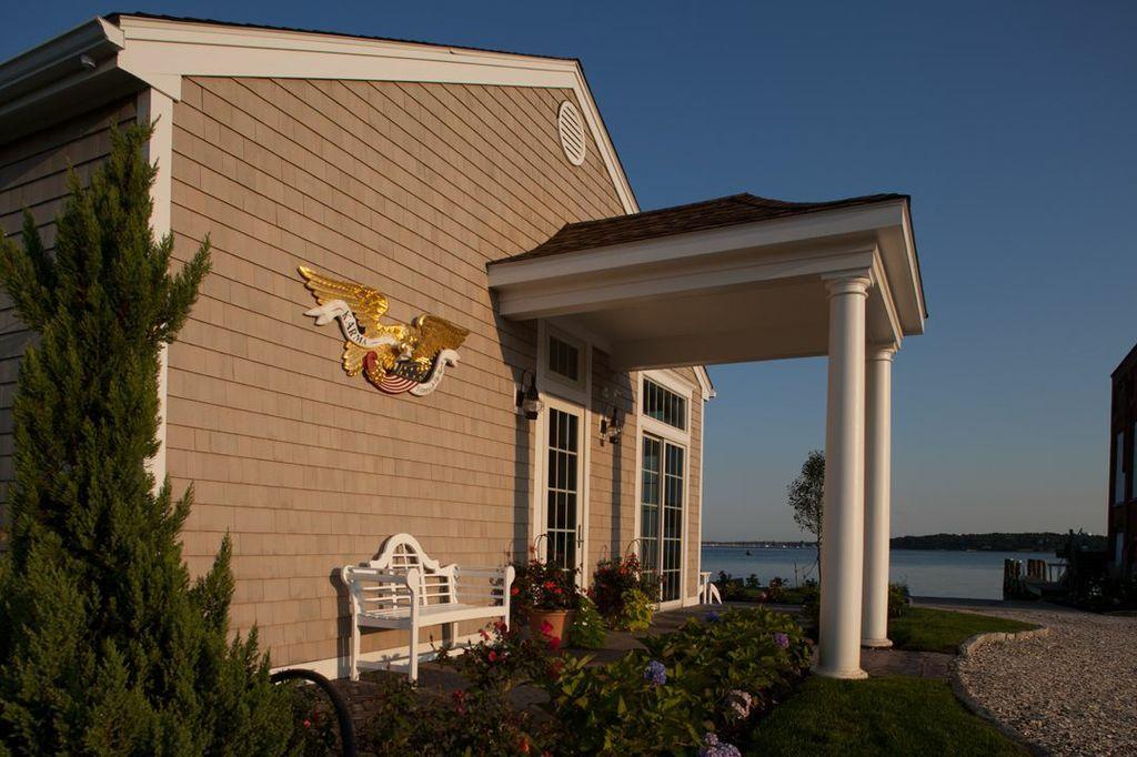 Fitness and wellness center outdoor decor decor best
