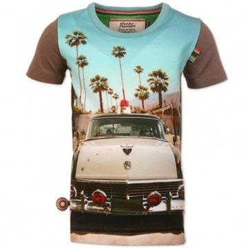 """""""Sound Of Da Police"""" T-Shirt i øko-tex fra 4FunkyFlavours"""