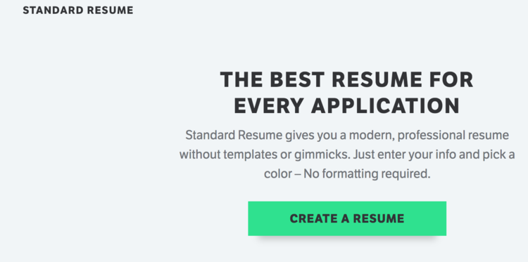 How Do I Do A Resume 5 Resume Tools You Can't Live Without Need A Resume Now There's A .