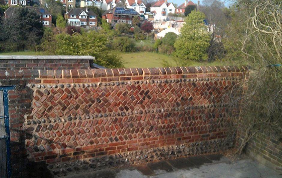 The Flint Wall Company | Flint work specialists | Sussex ...