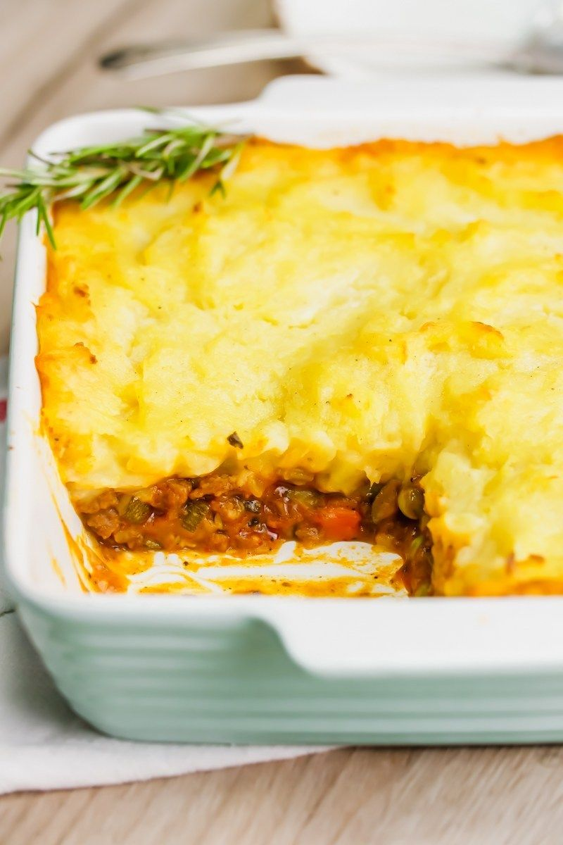 Shepherd S Pie Recipe Instant Mashed Potatoes Casserole Dishes Ground Beef Recipes