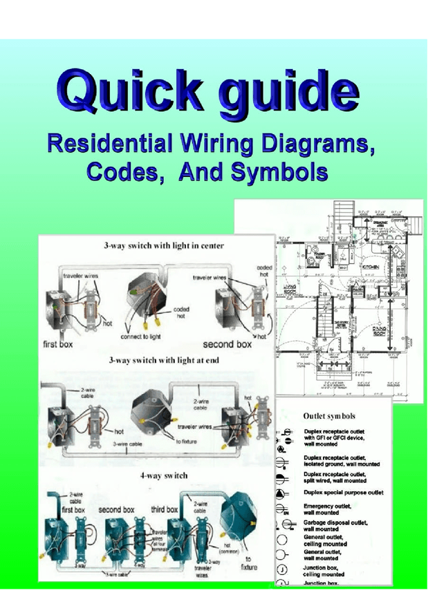 Home Electrical Wiring Diagrams Home Electrical Wiring Residential Electrical House Wiring