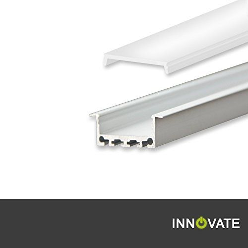 Aluminium Alu Profil TProfile für LED Stripes