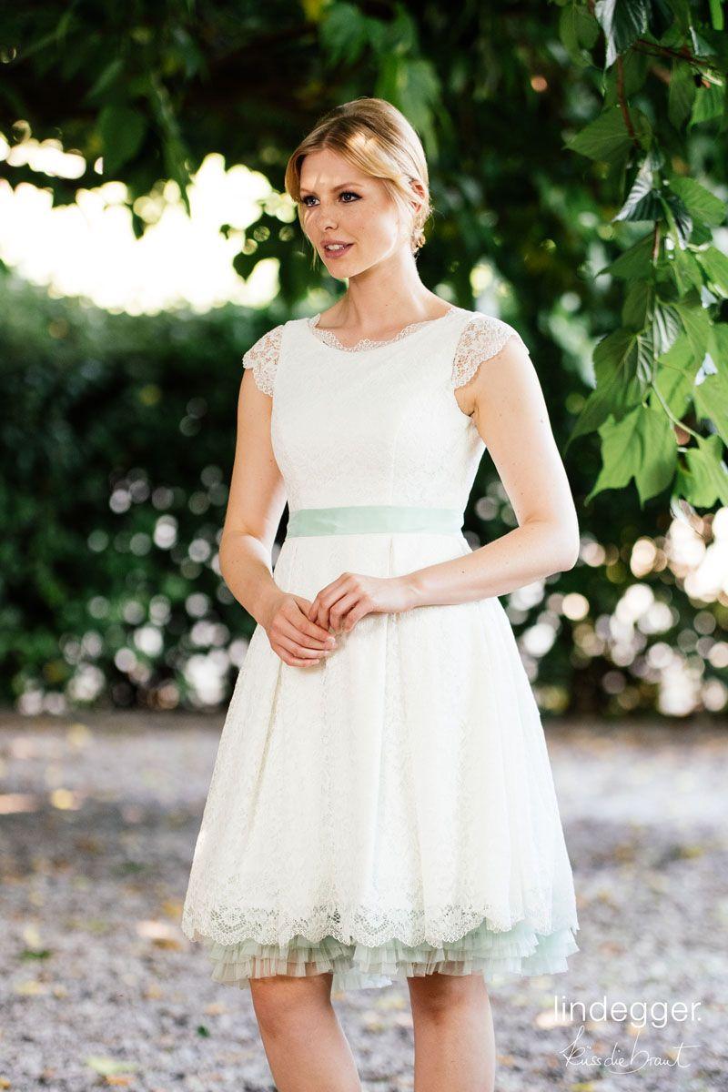Wir lieben Flügelarm und unser Rockabilly Hochzeitskleid Patty ...