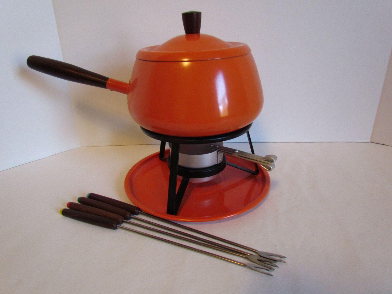 Vintage  long fondue forks