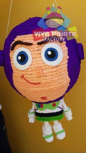 Piñatas~ Buzz lightyear Piñata Toy Story Birthday c1fbfb1a03a